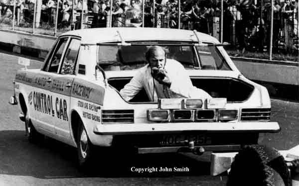 Hednesford Pace Car