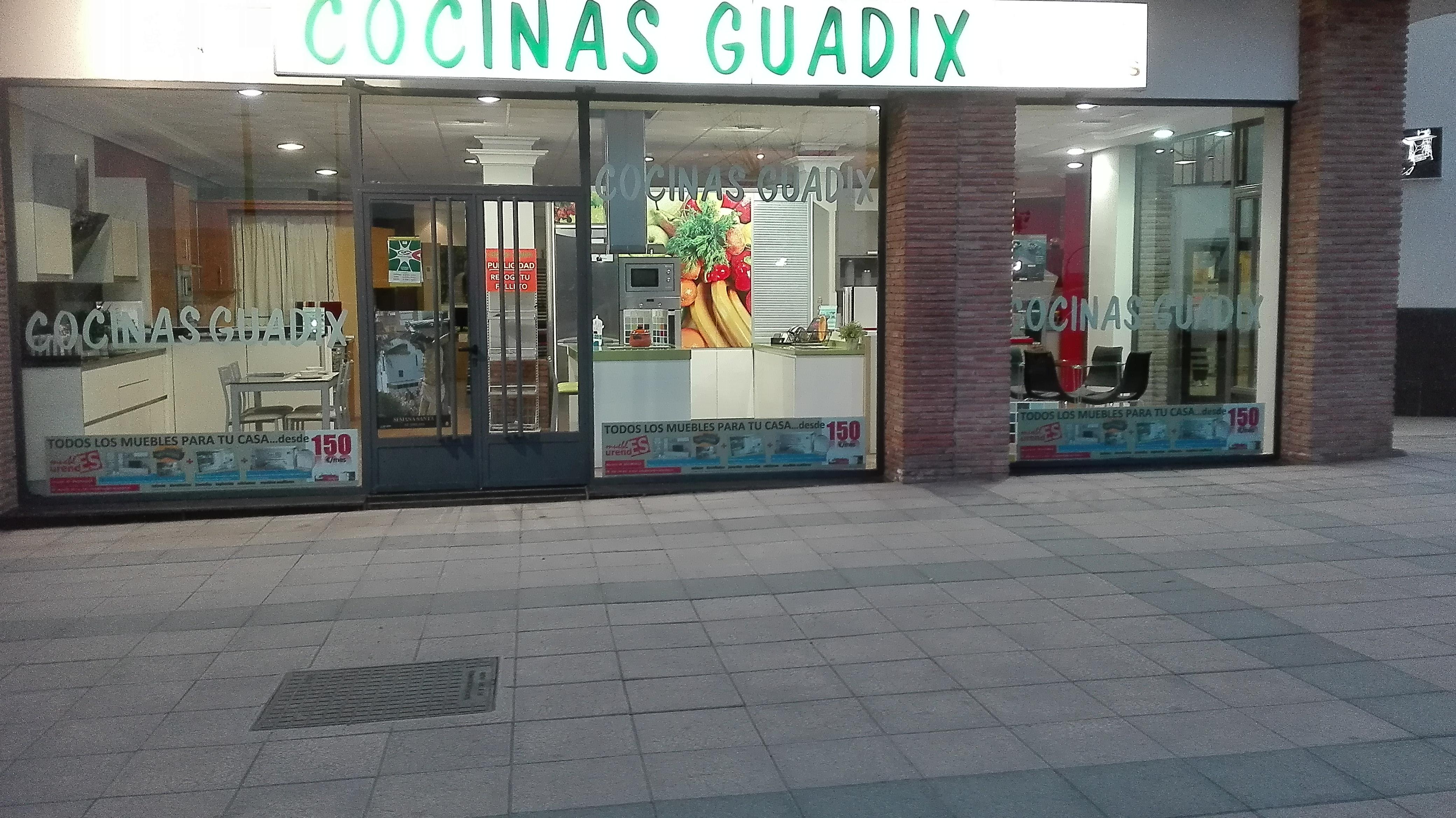 Cocinas Guadix tienda