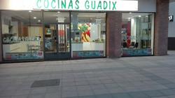 tienda cocinas Guadix