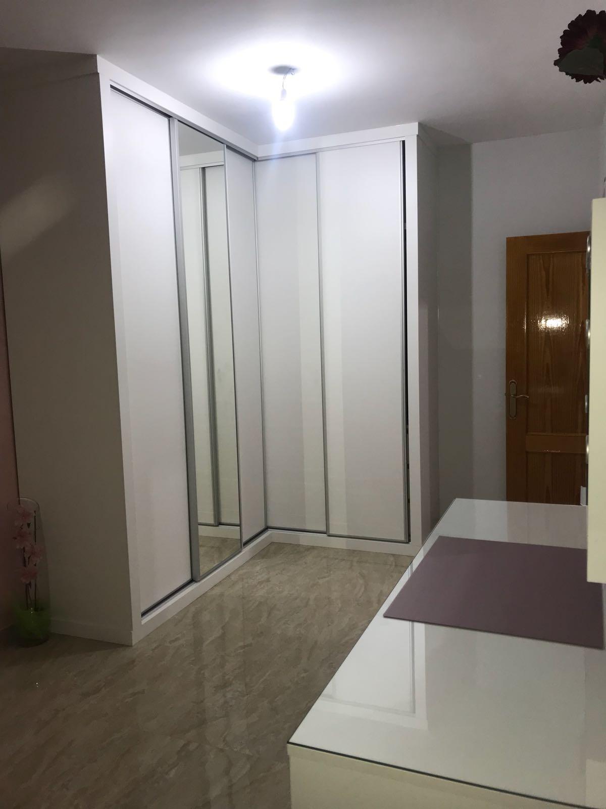 armario en L cocinas guadix