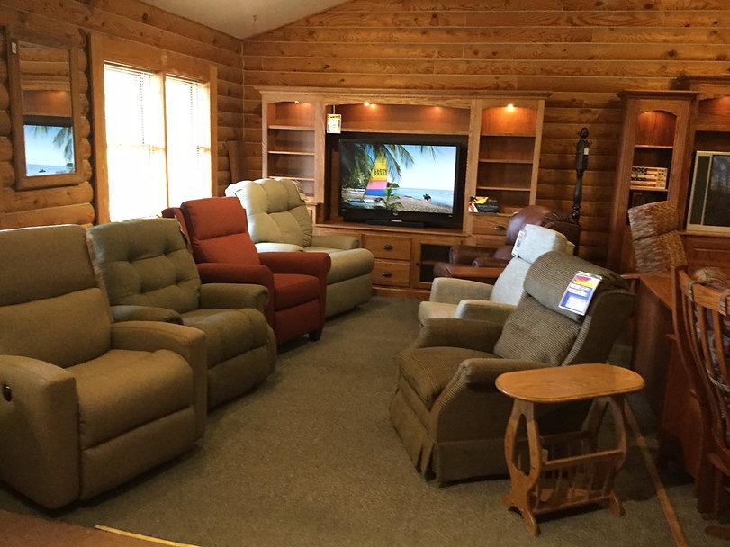 Oak Cabin Furniture Amish Furniture Yorktown