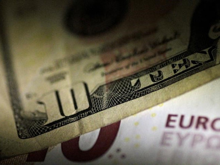 Dollar Pushes Higher; Will ECB React to Fed's Move?