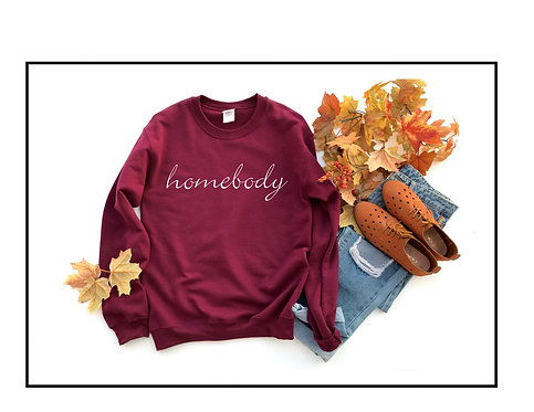 Homebody crewneck