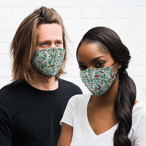 Holly  Mask Adult