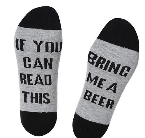 If you can read this bring me beer!