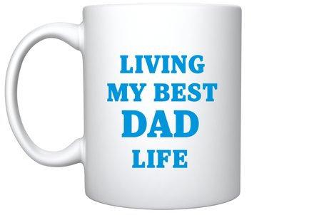 Living My Best Dad Life Mug