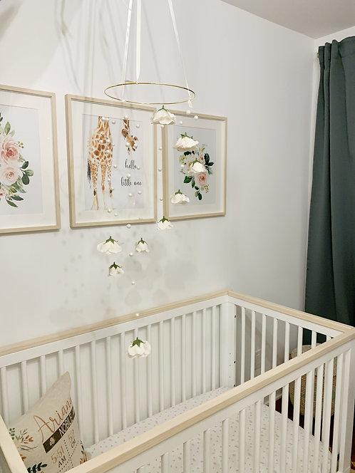 Floral Nursery chime