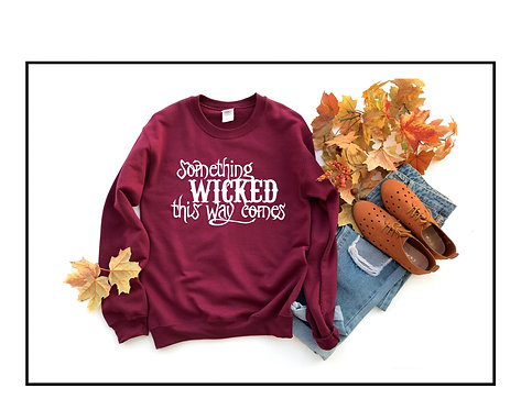 Wicked HP crewneck