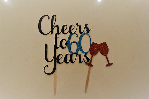 Cheers to 60