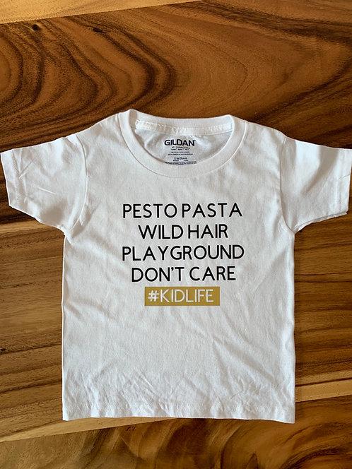Wild Hair Tshirt