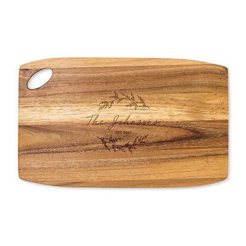 Signature Cutting Board