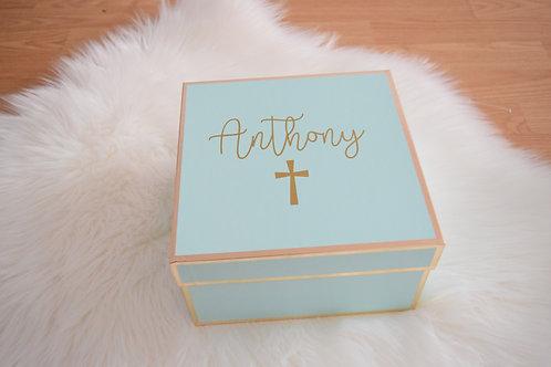 Baptism Gift Box