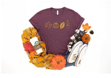 Fall Essential Tshirt