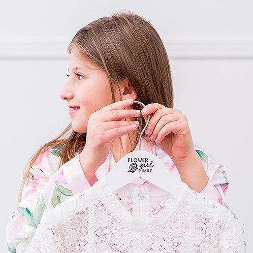 Flower Girl Hanger