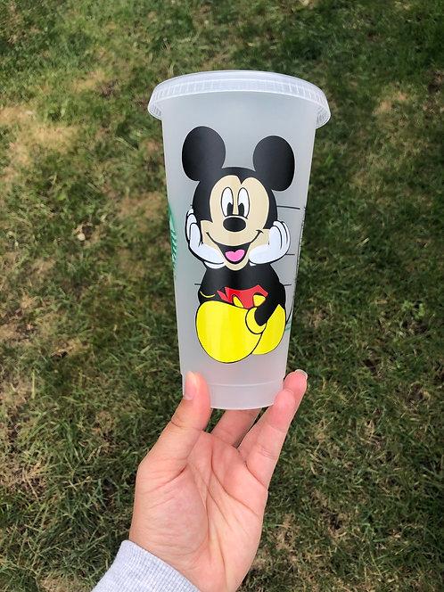 Starbucks Tumbler Mickey