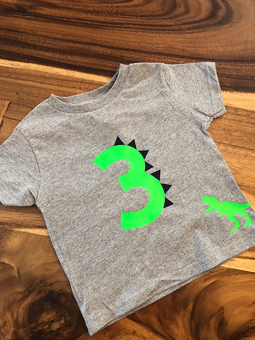Dinosaur Inspo shirt