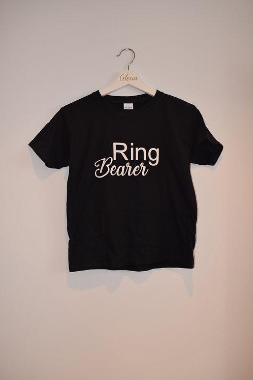 Ring Bearer Tshirt