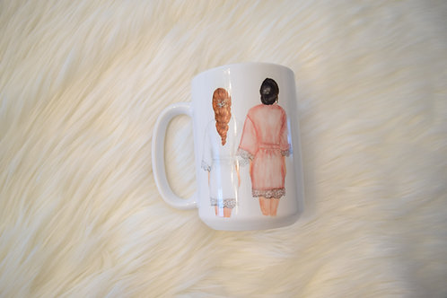 Bride & Moh Mug