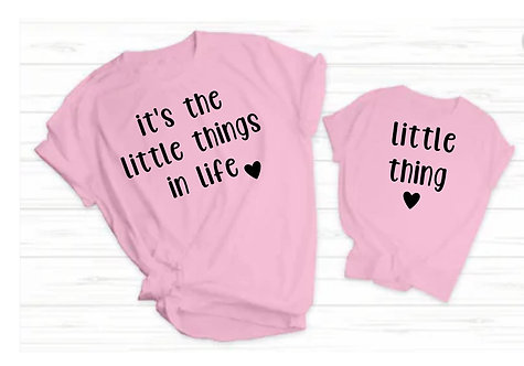 Little things in life Adult