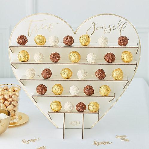 Chocolate Treat Stand