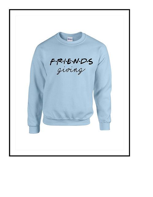 Friendsgiving  crewneck