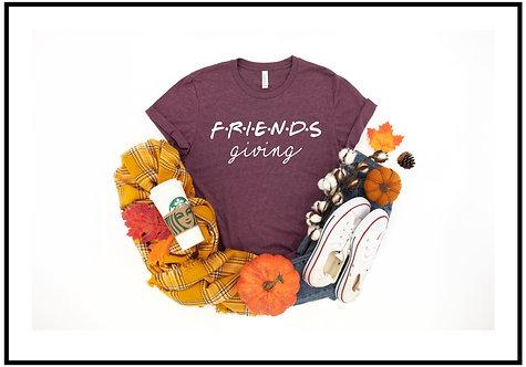 Friends Giving Tshirt