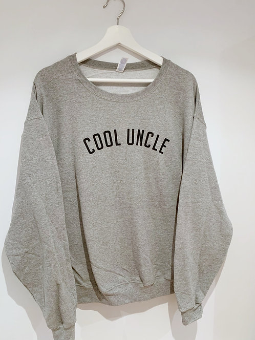 Cool Uncle Crewneck