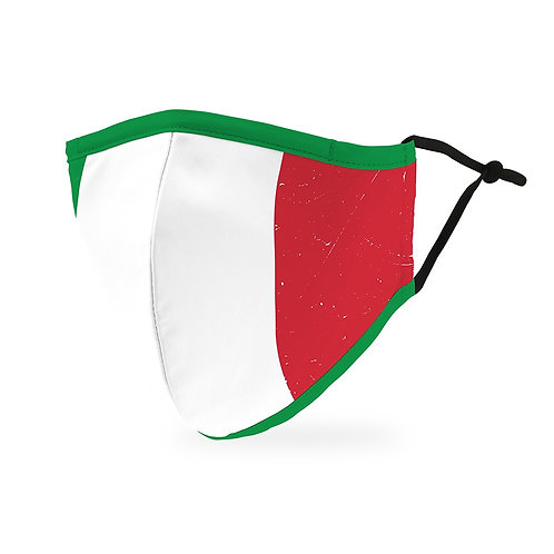 Italy Print Mask Adult
