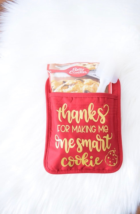 Thanks for making me one smart Cookie
