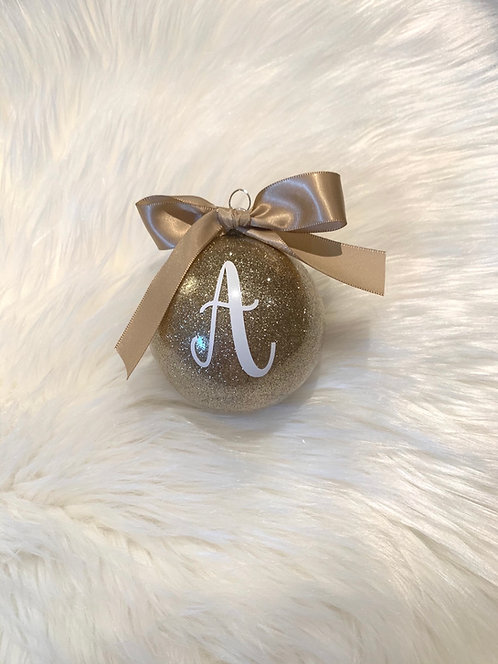 Initial Ornament