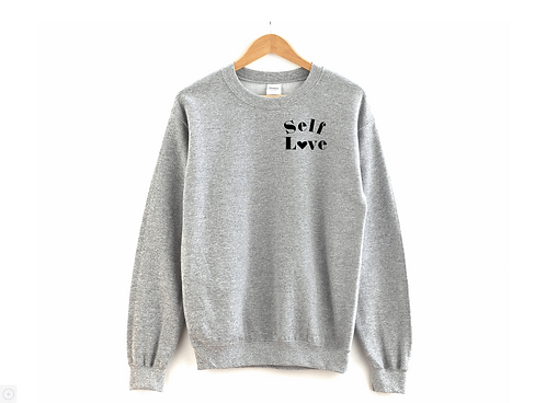 Self Love Crewneck