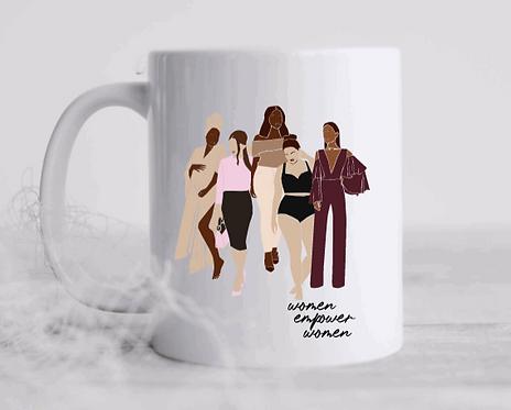 Women Empower Women Mug