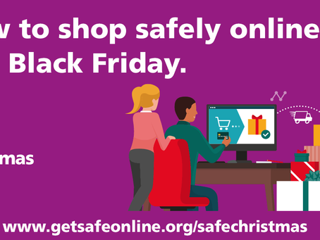 How to shop safely this Black Friday and Cyber Monday