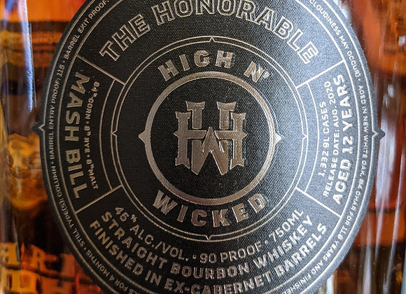 High N' Wicked ~ The Honorable
