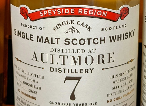 Douglas Laing's Old Particular ~ Aultmore 7