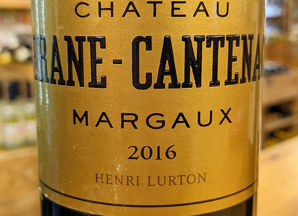 2016 Chateau Brane-Cantenac