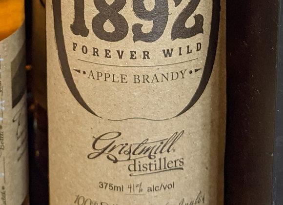Gristmill Distillers 1892 Apple Brandy