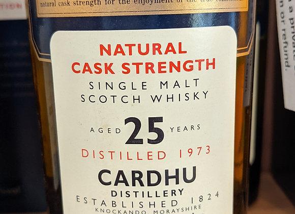 Rare Malts Selection ~ Cardhu 25 Year