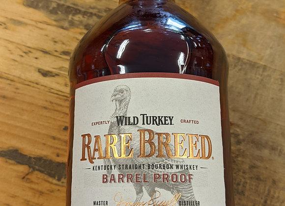 Wild Turkey Barrel Proof