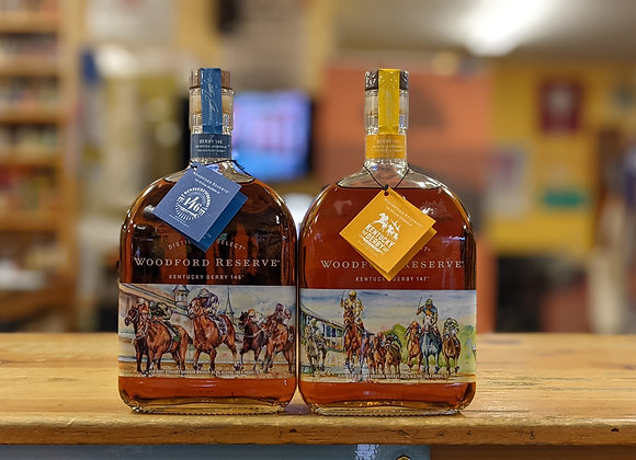Woodford Reserve Derby Combo