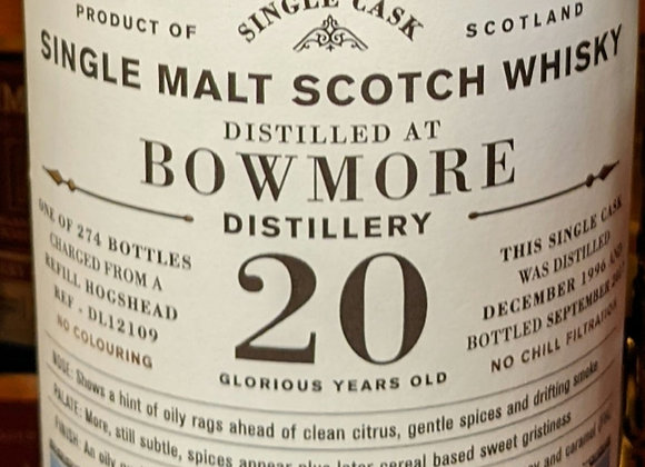 Douglas Laing's Old Particular ~ Bowmore 20
