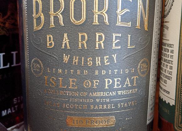 Broken Barrel Whiskey