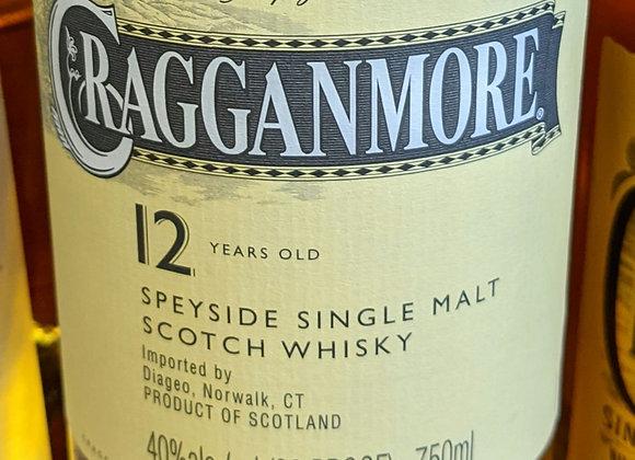 Cragganmore 12 Year