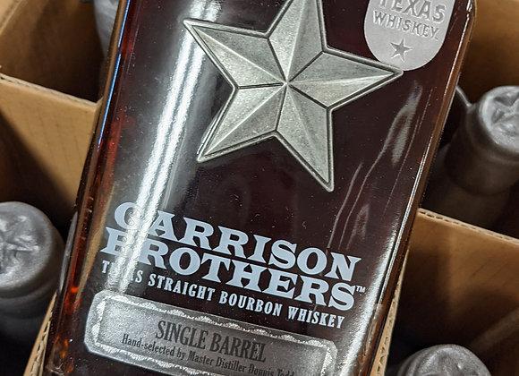 Garrison Brothers Single Barrel