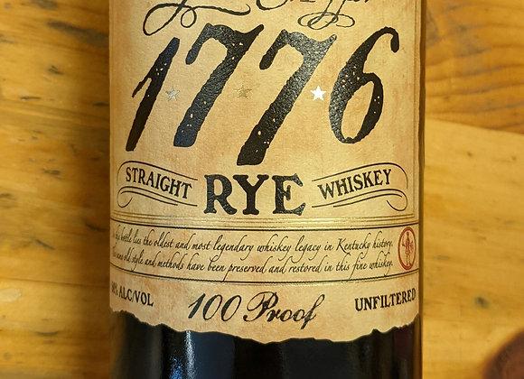 James E. Pepper 1776 Rye
