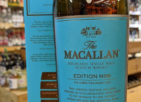 The Macallan Edition No. 6