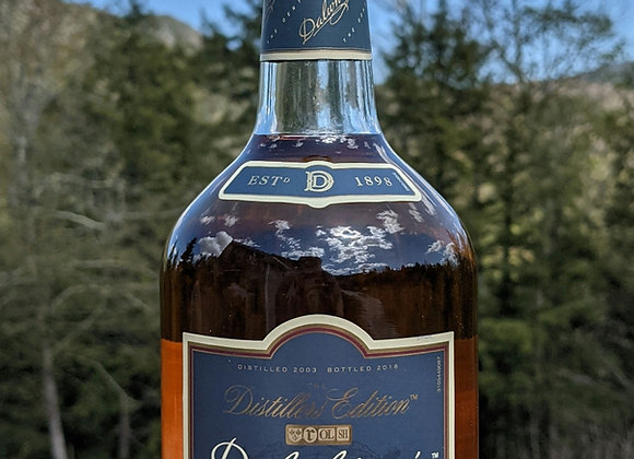 The Dalwhinnie Distillers Edition 2018