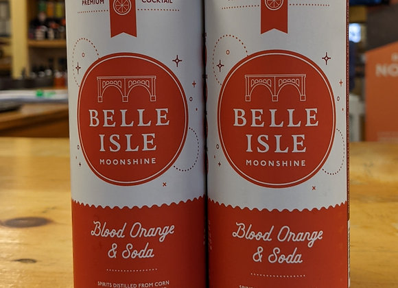 Belle Isle Blood Orange & Soda