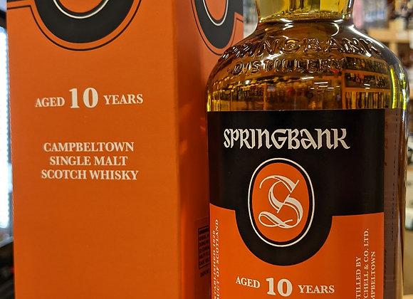 Springbank 10 Year