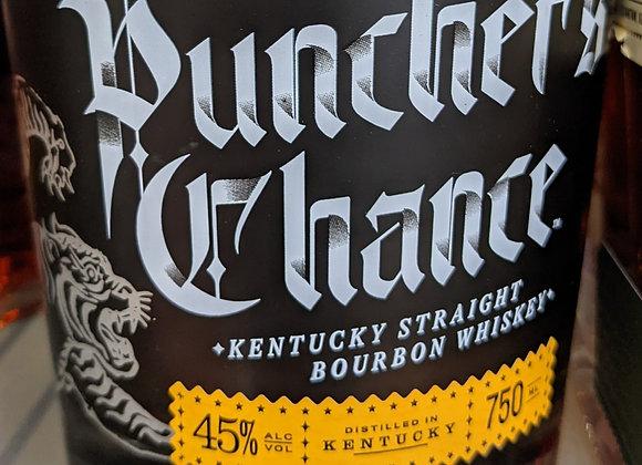 Puncher's Chance Bourbon Whiskey